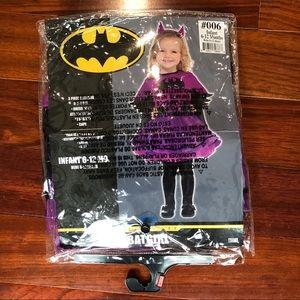 Bat girl baby Halloween costume